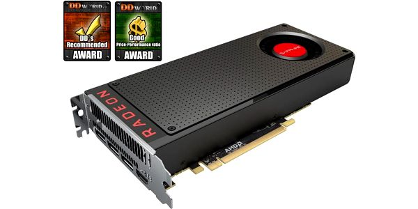 Sapphire Radeon RX 480, 8GB GDDR5 - 21260-00-20G