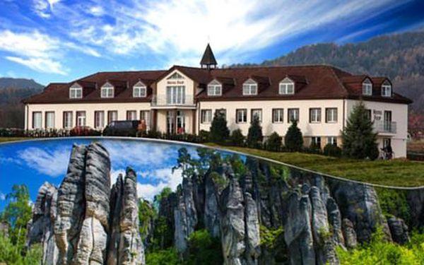 Letní pobyt pro dva v Hotelu Filip*** s 50% slevou na masáže a saunu