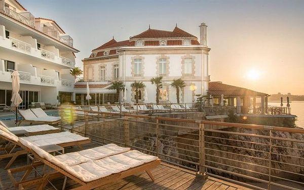Portugalsko - Estoril na 15 dní, snídaně s dopravou letecky z Prahy