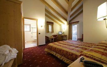HOTEL AL POLO, Itálie, Dolomiti - Val di Fiemme / Obereggen, 5 dní, Vlastní, Polopenze, Neznámé, sleva 8 %