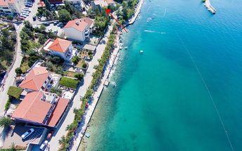 Chorvatsko - Apartmán 197-131 - Ostrov Krk / bez stravy, vlastní doprava, 15 nocí, 6 osob