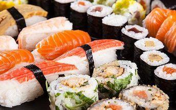 Sleva 30 % na running sushi – sněz, co můžeš v Praze