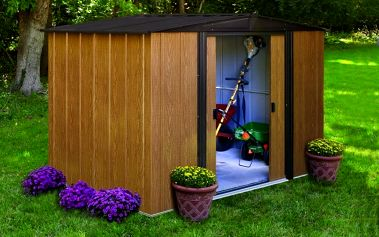 Arrow zahradní domek ARROW WOODLAKE 86