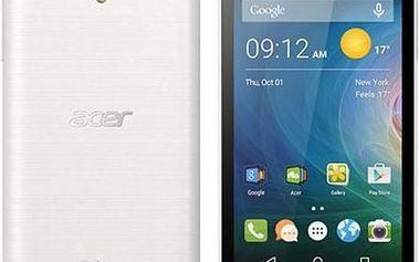 Acer Liquid Z330 LTE, White