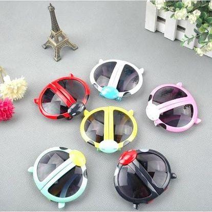 Beruškové sluneční brýle pro děti - letní výprodej!