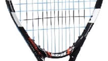 Tenisová raketa BABOLAT Roddick Junior 125 2013 + DÁREK ZDARMA Tlumič vibrací BABOLAT Custom Damp X2 French Open