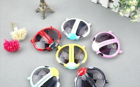 Beruškové sluneční brýle pro děti - LETNÍ VÝPRODEJ