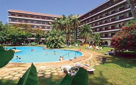 Kanárské ostrovy - Tenerife na 8 dní, polopenze nebo bez stravy s dopravou letecky z Brna nebo vídeň