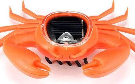Vzdělávací hračka na solární energii - krab