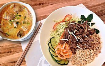 To nejlepší z asijské kuchyně ve 3 chodech