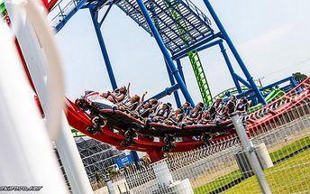 EnergyLandia - vstup do největšího moderního zábavního parku v Polsku s platností od září