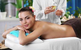 Až 38% sleva na relaxační balíček v Salonu Dobrá Masáž