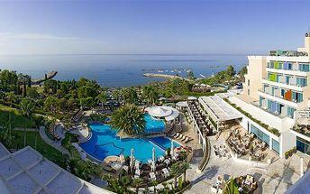 Kypr - Limassol na 10 až 14 dní, polopenze s dopravou vídeň