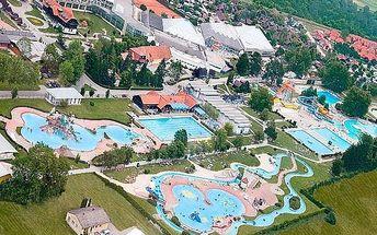 Slovinsko - Slovinské lázně na 4 až 7 dní, polopenze s dopravou vlastní