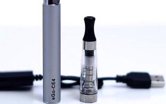 Inovovaná elektronická cigareta levně