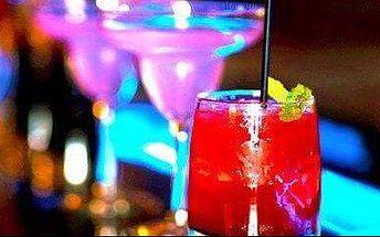 40% sleva na vybrané drinky v Nakashi baru