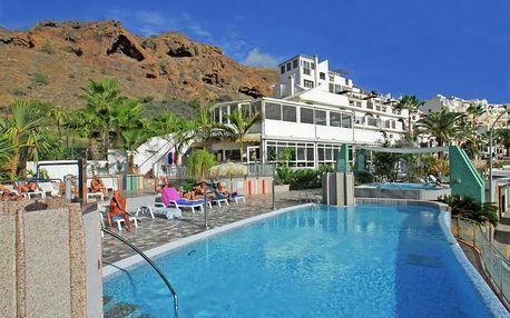 Kanárské ostrovy - Gran Canaria na 8 až 12 dní, bez stravy s dopravou letecky z Prahy