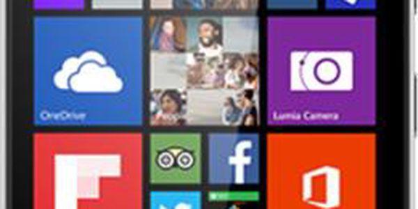 Microsoft Lumia 640 XL Dual SIM, bílá - A00024518 + Zdarma SIM karta Relax Mobil s kreditem 250 Kč