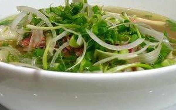 30% sleva na veškerá jídla ve vietnamském bistru U Fugiho