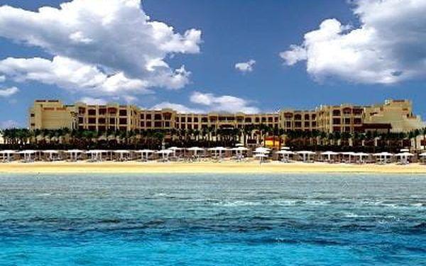 Hotel Tropitel Sahl Hasheesh, Egypt, Hurghada, 7 dní, Letecky, All inclusive, Alespoň 5 ★★★★★, sleva 36 %, bonus (Levné parkování na letišti: 8 dní 499,- | 12 dní 749,- | 16 dní 899,- )