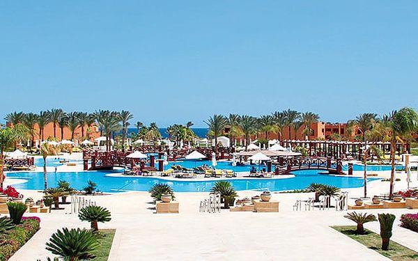 Hotel Resta Grand Resort, Egypt, Marsa Alam, 8 dní, Letecky, All inclusive, Alespoň 5 ★★★★★, sleva 36 %, bonus (Levné parkování na letišti: 8 dní 499,- | 12 dní 749,- | 16 dní 899,- )