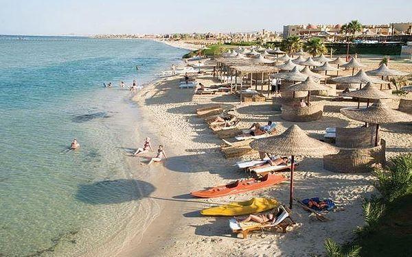 Hotel Blue Reef, Egypt, Marsa Alam, 7 dní, Letecky, All inclusive, Alespoň 4 ★★★★, sleva 36 %, bonus (Levné parkování na letišti: 8 dní 499,- | 12 dní 749,- | 16 dní 899,- )