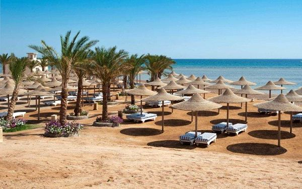 Hotel Nubia Aqua Beach Resort, Egypt, Hurghada, 12 dní, Letecky, All inclusive, Alespoň 4 ★★★★, sleva 42 %, bonus (Levné parkování na letišti: 8 dní 499,- | 12 dní 749,- | 16 dní 899,- )