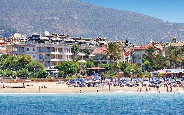 Turecko, Antalya, letecky na 4 dny se snídaní