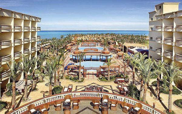 Hotel Festival Riviera, Egypt, Hurghada, 7 dní, Letecky, All inclusive, Alespoň 4 ★★★★, sleva 42 %, bonus (Levné parkování na letišti: 8 dní 499,- | 12 dní 749,- | 16 dní 899,- )