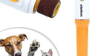 Elektrická bruska na drápky pro psy a kočky - poštovné zdarma