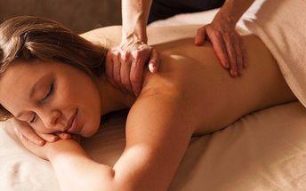 Přenosná permanentka na 6 masáží po 30 minutách