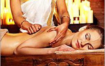 Opravdové pohlazení pro tělo i duši – získejte zpět ztracenou rovnováhu pomocí ayurvédské masáže, nyní se slevou 33 %!
