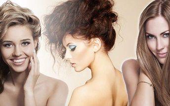 Kadeřnické balíčky pro dámy v salonu Lady&Man v Plzni. Vyberte si barevný, melírový nebo kompletní balíček a objevte své nové já. Pro všechny délky vlasů jedna cena. Stříhá Julie Kojzarová.