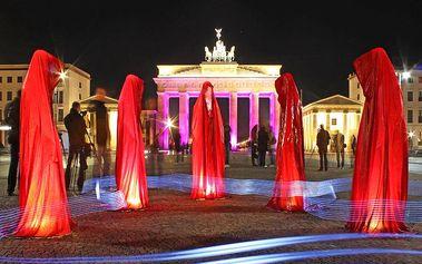 Výlet do Berlína pro JEDNOHO za jedinečným zážitkem na Festival světel