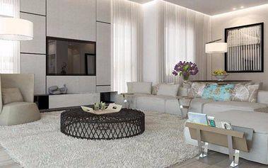 Návrh interiéru s realizací vč. 3D vizualizace