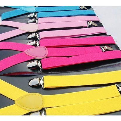 Unisex kšandy v různých barvách - dodání do 2 dnů