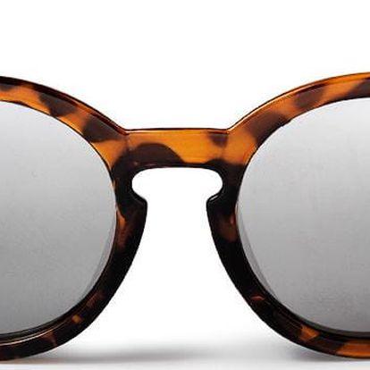 Želvovinové sluneční brýle Cheapo Burn