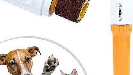 Elektrická bruska na drápky pro psy a kočky