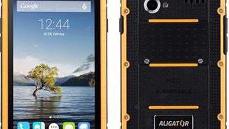 ALIGATOR RX450 eXtremo černo-žlutý; ARX450BY