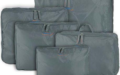 Velká sada organizačních tašek na cesty