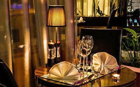 Romantický wellness pobyt pro DVA v 4* Parkhotelu Morris u Lužických hor
