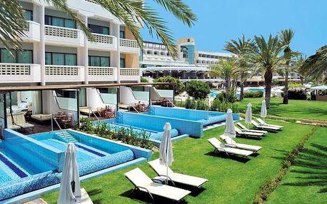 Kypr - Paphos na 8 až 10 dní, all inclusive nebo polopenze s dopravou vídeň