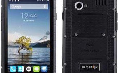 ALIGATOR RX450 eXtremo černý; ARX450BB