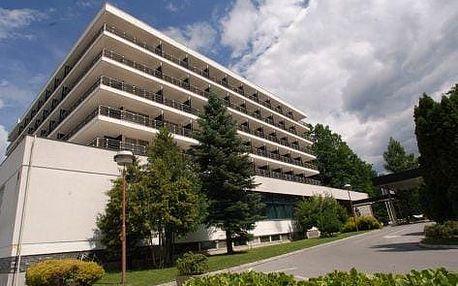 Slovinsko - Bled na 2 až 5 dní, polopenze s dopravou vlastní