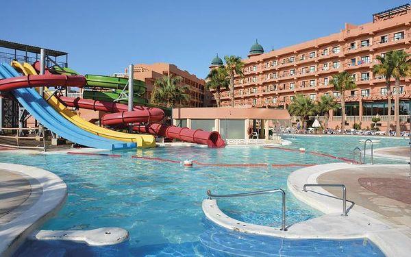 Španělsko - Costa de Almeria na 8 dní, all inclusive s dopravou letecky z Prahy přímo na pláži