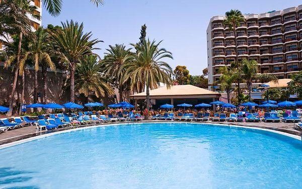 Kanárské ostrovy - Gran Canaria na 12 dní, polopenze s dopravou letecky z Prahy