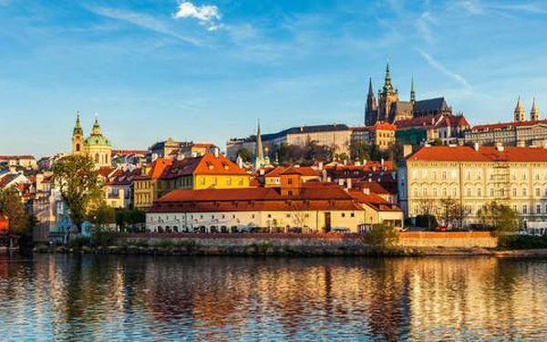 Luxusní ubytování se snídaní na 2 až 3 dny v centru Prahy