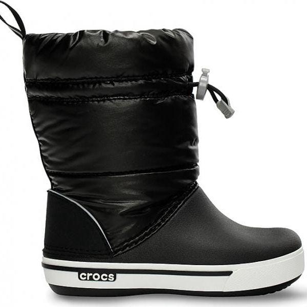 Crocs Crocband Iridescent Gust Boot, dětské, dostupné velikosti 27-29