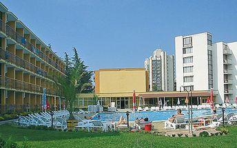 Bulharsko - Slunečné Pobřeží na 11 až 12 dní, all inclusive s dopravou letecky z Prahy nebo autobusem
