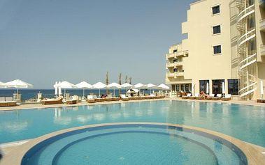 Kypr - Severní Kypr na 8 dní, all inclusive nebo light all inclusive s dopravou letecky z Brna